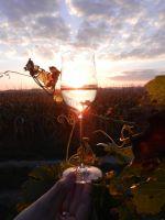 Weinglas_Weinreben